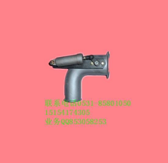 豪沃排气管带碟阀WG9725542042WG9725542042高清图片