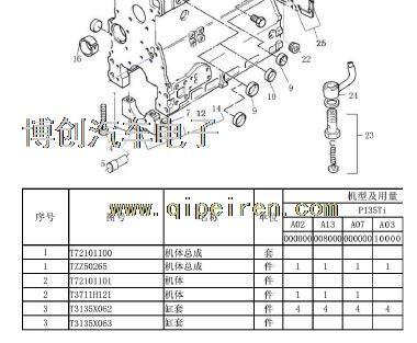 12年福田风景发动机电路图