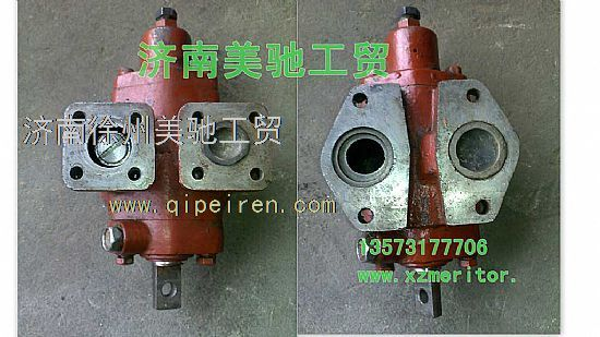 mqff-e15b慢降气控分配阀图片