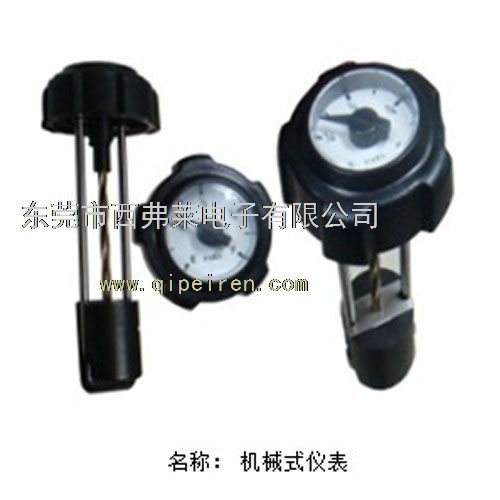 装配方式:标准六孔法兰配螺丝锁紧或选用法兰与油箱