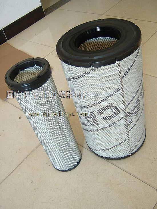 供应产品 发动机系统 汽车三滤 246-5009卡特空气滤芯  起批量 价格