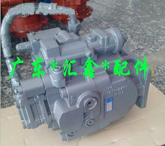日立55挖掘机液压泵图片