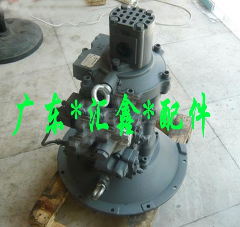 日立100-2挖掘机齿轮泵图片