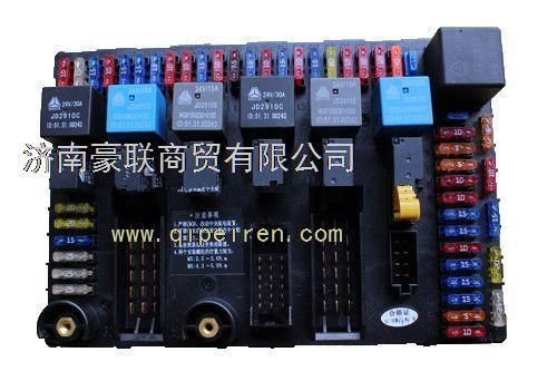 中央配电装置接线盒w