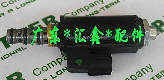 神钢-6挖掘机行走电磁阀图片