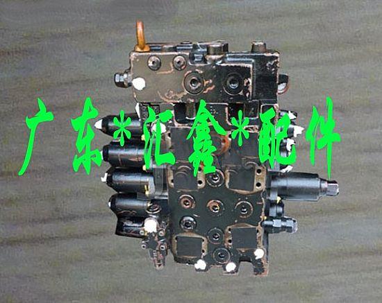 现代220-5挖掘机分配器