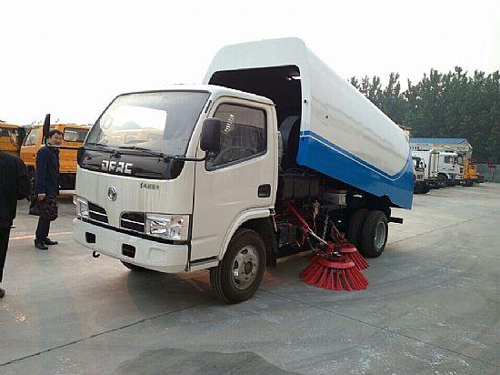 清扫车5吨价格,厂家,图片尽在汽配人网_道路清扫车-程