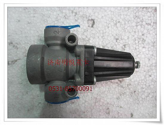 供油换向阀总成 jz91309553050 燃油换向阀总成  名称:限压阀 型号:81图片