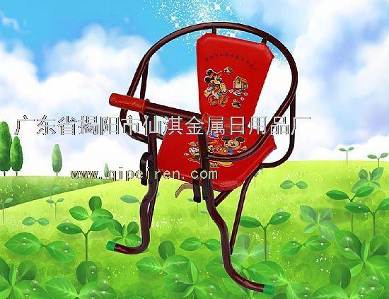 电动自行车专用儿童坐椅图片