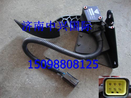 陕汽德龙f3000 电子油门加速踏板三孔dz9100570083dz9100570083
