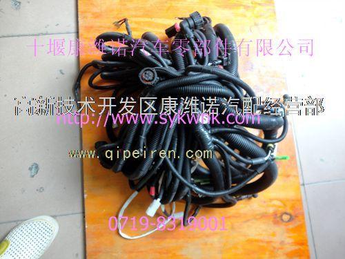 东风大力神雷洛dci11发动机车架线束底盘线束总成3724580-kl3e3