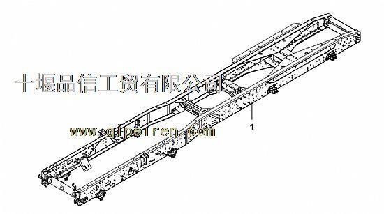 载货汽车车架纵梁结构优化设计