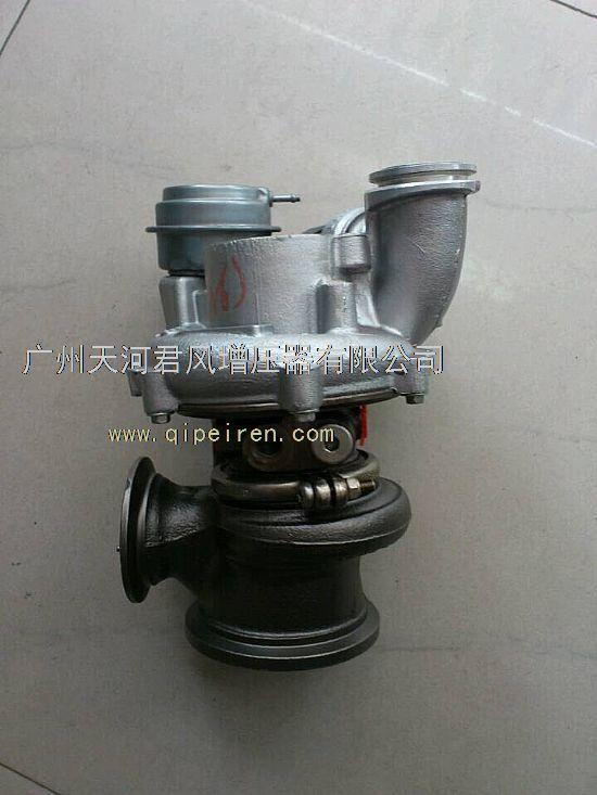 宝马n63发动机涡轮增压器4571543a03宝马x6涡轮增压器