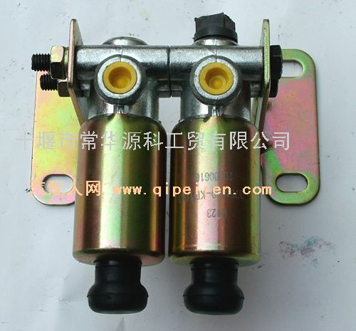 传感器衬套 3550zb6-001 abs电磁阀总成 3552t01-010 asr阀 35b67d图片