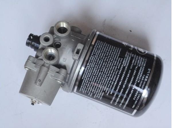 汽车制动阀大全-【3543ZC1-001 三环十通华菱汽车空气干燥器3543ZC高清图片