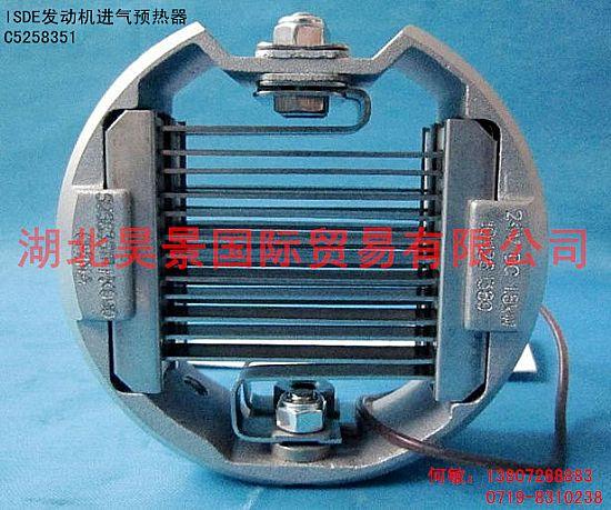 isde发动机进气预热器 c5258351c5258351