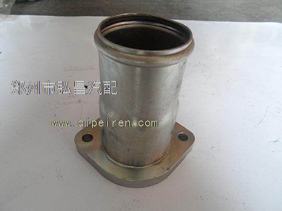 东风 康明斯 6ct 节温器座/出水管连接管c3944429