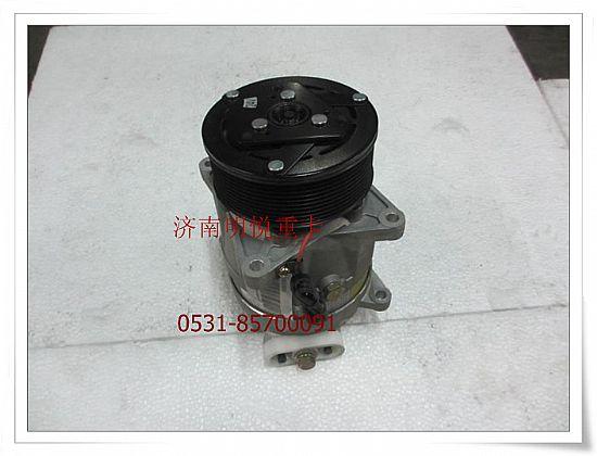 德龙f3000原厂空调压缩机总成sz915000716