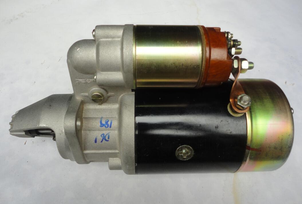 qd1212东风140汽油车发动机马达 12v起动机qd1212