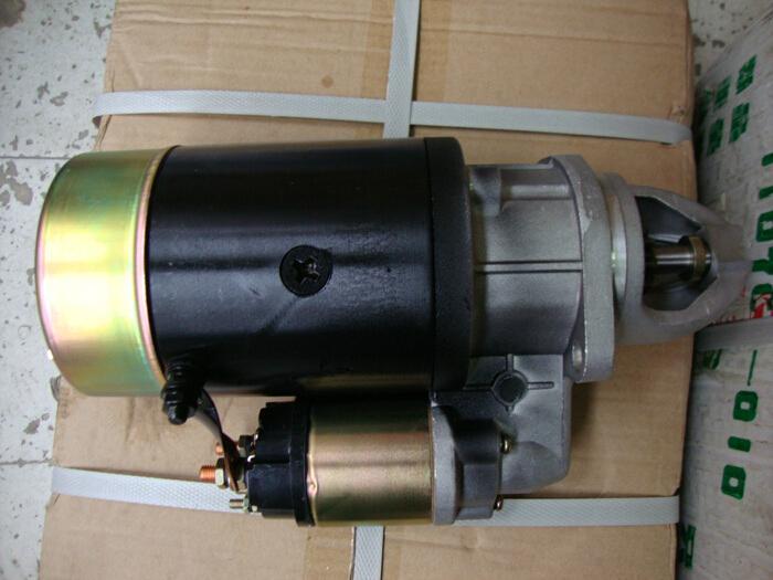 eq1092东风eq140-2起动机 eq6100汽油发动机马达37f-08010