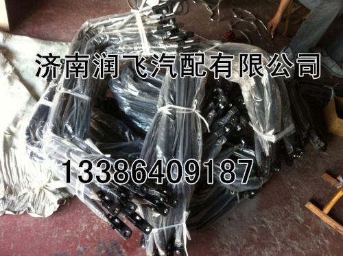 批发供应重汽豪运配件,金王子斯太尔王倒车镜支架DZ93189932025高清图片