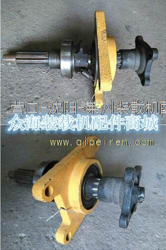 离合器一轴/铲车装载机动力输出轴总成
