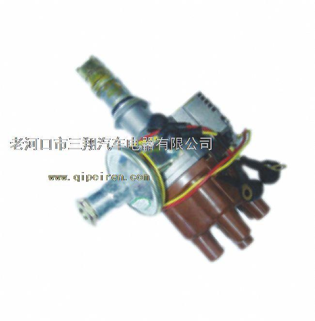 专业生产各种电子熄火控制器(熄火电磁阀 ,断油电磁阀 ) , 天龙重型车