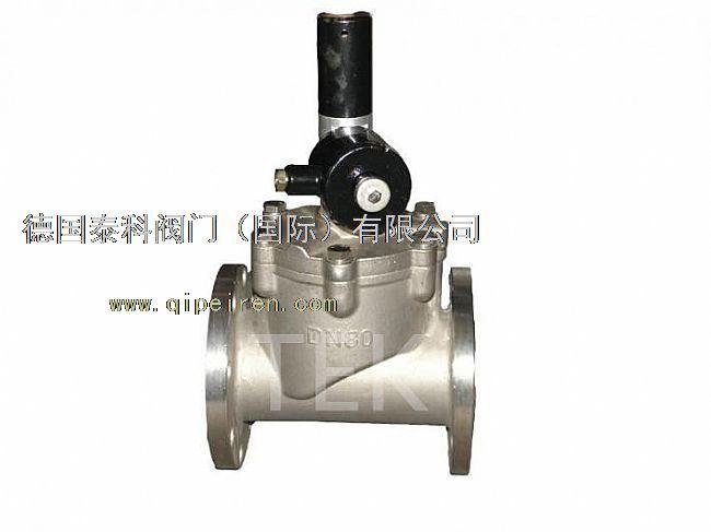 型号:tek 用途:广泛 进口燃气紧急切断电磁阀 德国泰科阀门(国际)有限图片