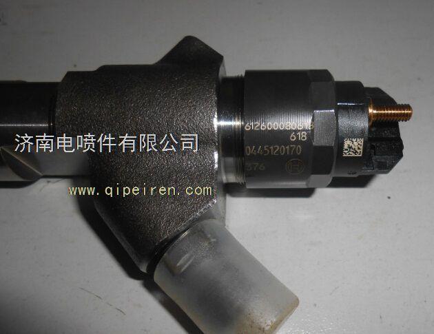 潍柴电喷柴油转速传感器接线图
