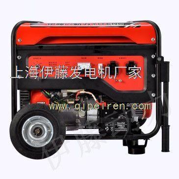 【8000瓦小型汽油发电机油耗价格