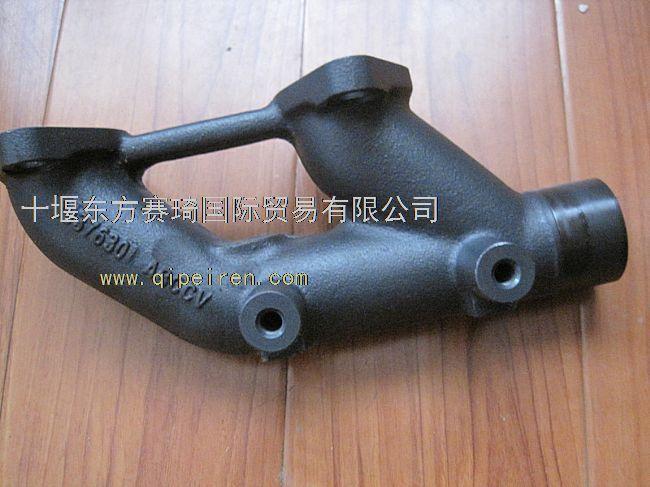 东风天龙排气管3937478