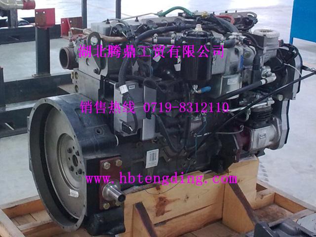 【东风天然气电控发动机总成价格图片