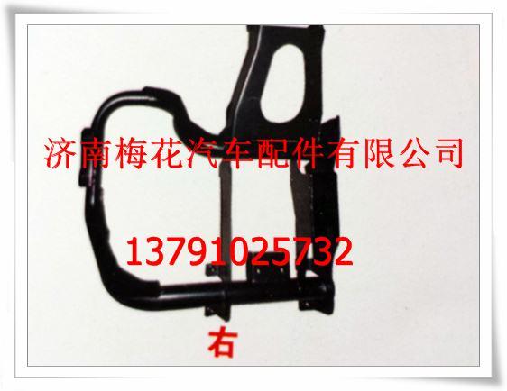 【一汽解放j6m驾驶室前轮后泥板支架价格