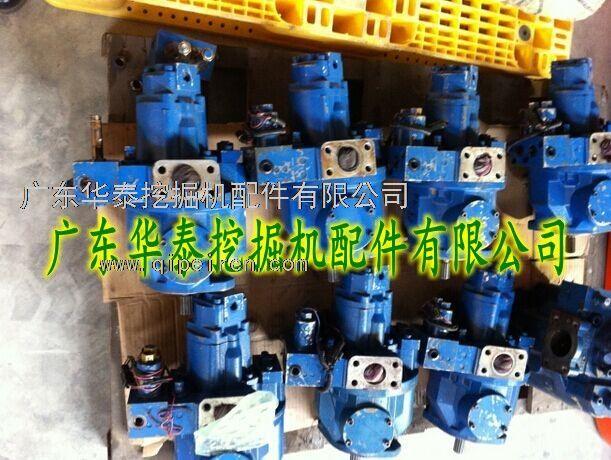 斗山60-7挖掘机液压泵图片