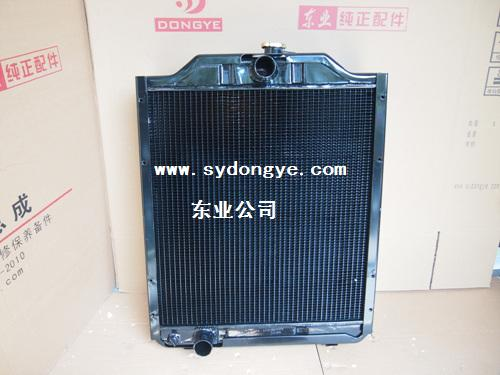 沃欧豹8082拖拉机水箱发动机散热水箱860冷却箱8086通用欧豹图片