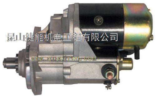 康明斯发电机/发动机启动马达 起动机18