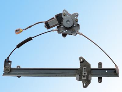 汽车玻璃升降器的作用,工作原理及分类