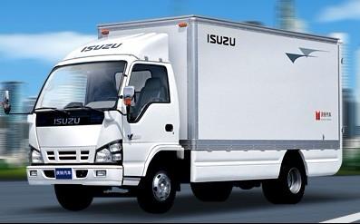 2011年全国商用车市场出现萎缩,而庆铃汽车公司生产的五十铃销量增长