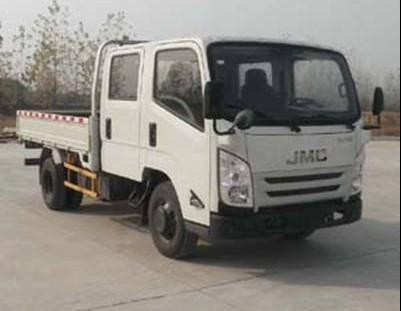江铃jmc品牌卡车2011年销售67916辆将推出新款高端轻卡 高清图片