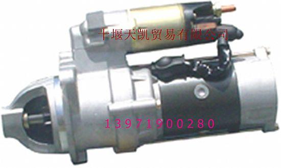 柴油起动机接线图图片 起动机继电器接线图,汽车起动机接线高清图片